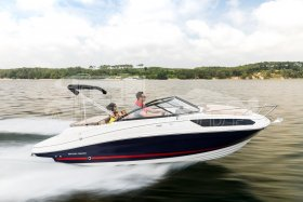 BAYLINER VR-5 Cuddy + MERCRUISER 4.5l V6 MPI 250ps MODEL 2020