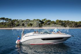 BAYLINER CIERA 8 SPORT + MERCRUISER 6.2l V8 MPI 300ps DTS BRAVO III. duopropeller MODEL 2020